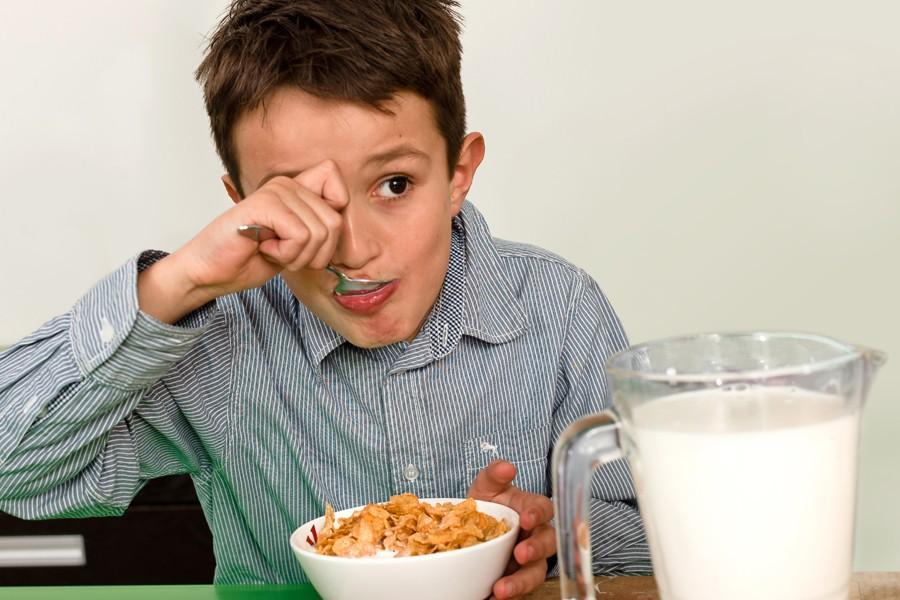 Gute Gründe Milch zu trinken