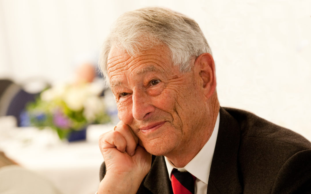 Trauer um Dr. Hans Graf von Hundt