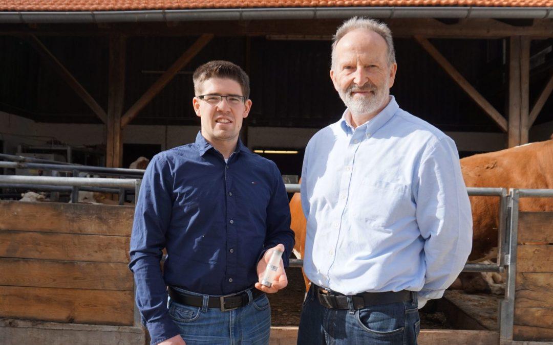 Gusti Spötzl im Gespräch mit Dr. Christian Baumgartner