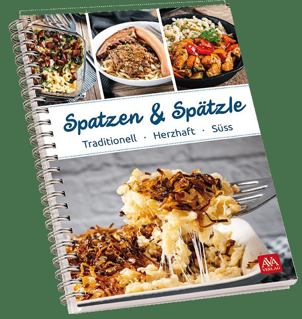 Spatzen und Spätzle AVA-Verlag