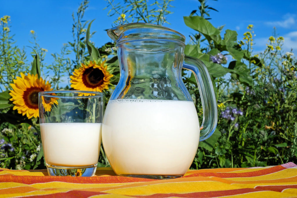 A2- Milch, Milchpur Milchmarkt