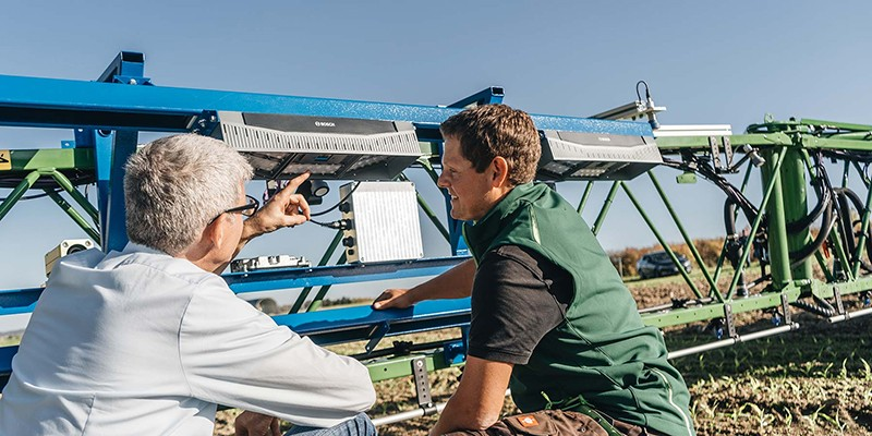 Digitale Technologien für die Landwirtschaft