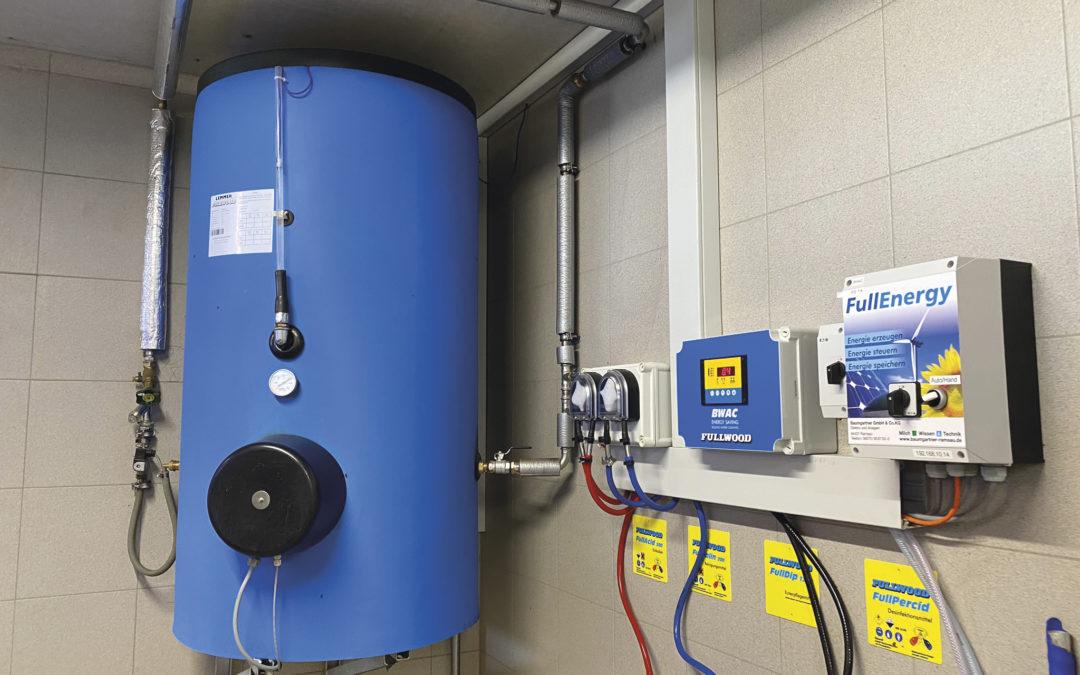 Energiesparende Technik im Milchviehstall von Lemmer-Fullwood