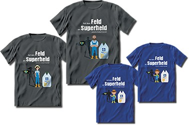 T-Shirt-Aktion: 25 Jahre  YaraBela SULFAN