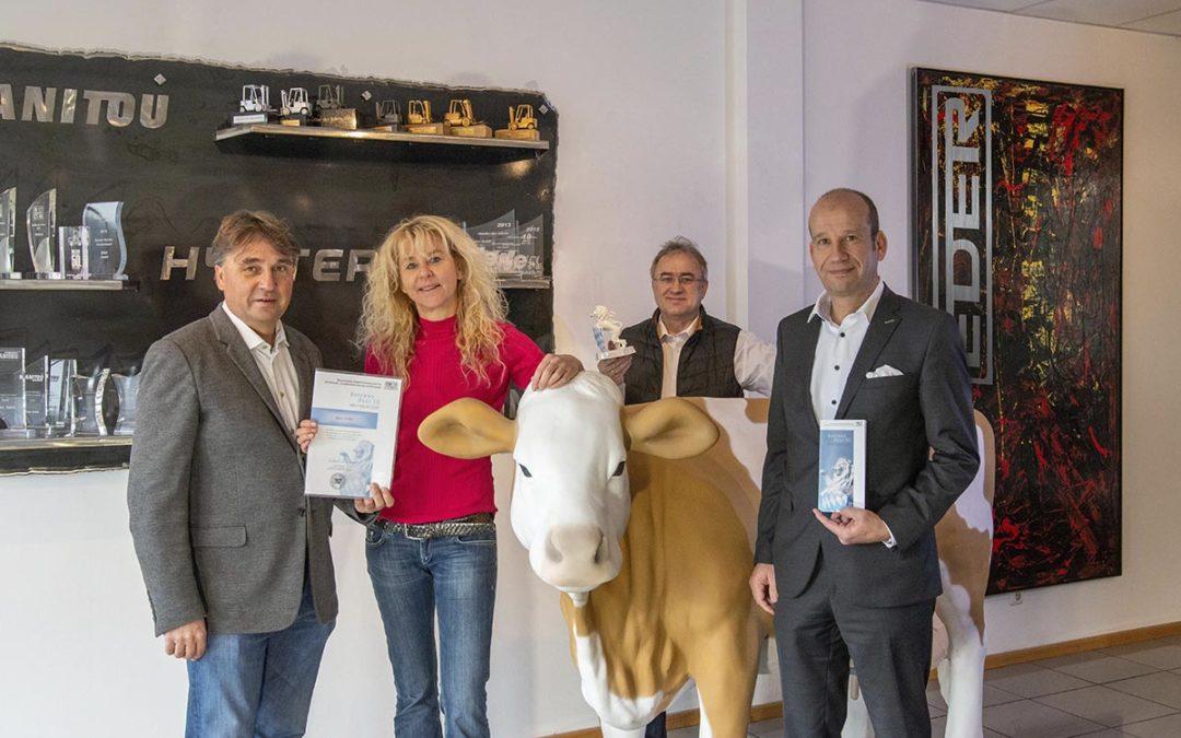 Bayerns Best 50 – Familienunternehmen Eder GmbH ist Preisträger 2020